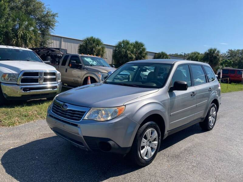 2009 Subaru Forester for sale at Top Garage Commercial LLC in Ocoee FL