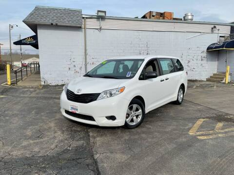 2014 Toyota Sienna for sale at Santa Motors Inc in Rochester NY