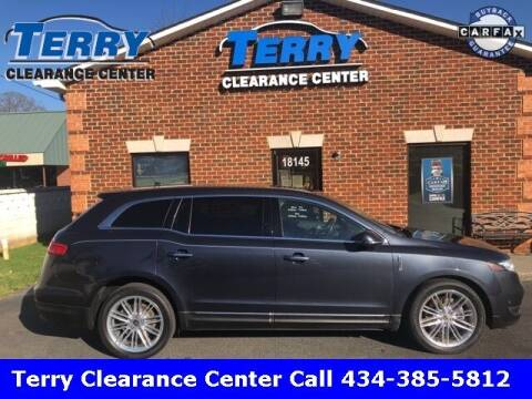 2014 Lincoln MKT for sale at Terry Clearance Center in Lynchburg VA