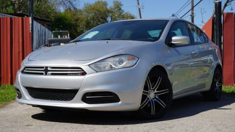 2013 Dodge Dart for sale at Hidalgo Motors Co in Houston TX