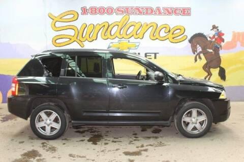 2010 Jeep Compass for sale at Sundance Chevrolet in Grand Ledge MI