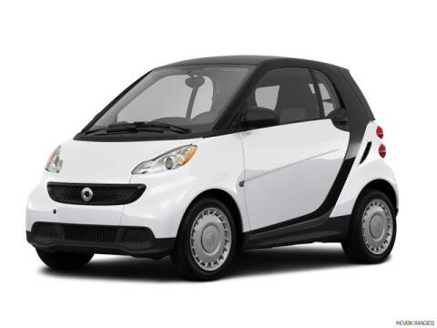 2014 Smart fortwo for sale at SULLIVAN MOTOR COMPANY INC. in Mesa AZ