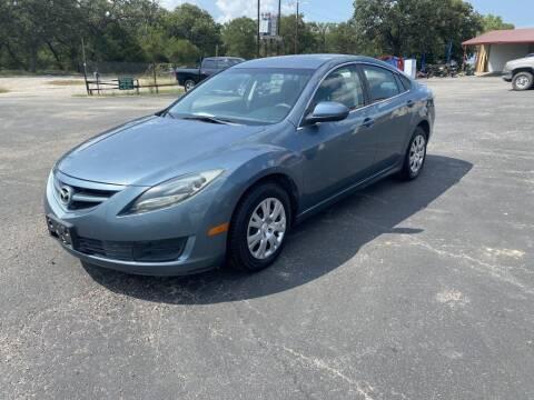2012 Mazda MAZDA6 for sale at Bam Auto Sales in Azle TX
