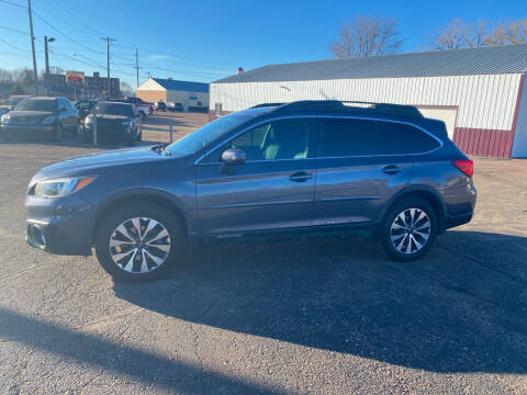 2016 Subaru Outback for sale at Diede's Used Cars in Canistota SD