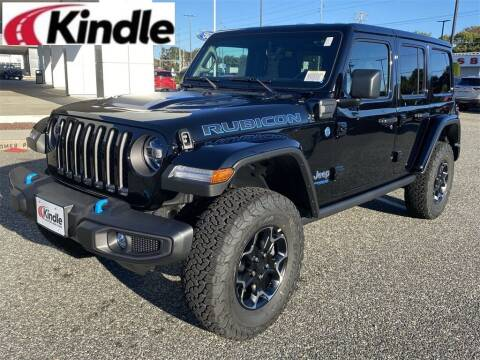 2021 Jeep Wrangler Unlimited for sale at Kindle Auto Plaza in Cape May Court House NJ