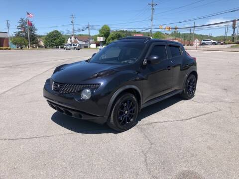 2011 Nissan JUKE for sale at Carl's Auto Incorporated in Blountville TN