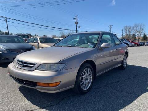 1999 Acura CL for sale at AutoConnect Motors in Kenvil NJ