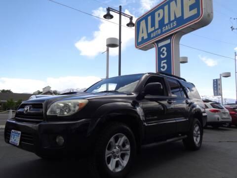 2008 Toyota 4Runner for sale at Alpine Auto Sales in Salt Lake City UT