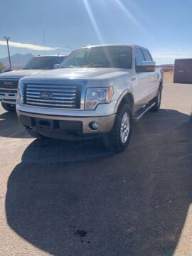2011 Ford F-150 for sale at Poor Boyz Auto Sales in Kingman AZ