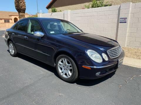 2004 Mercedes-Benz E-Class for sale at EV Auto Sales LLC in Sun City AZ