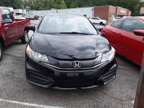 2014 Honda Civic for sale at Auto Villa in Danville VA