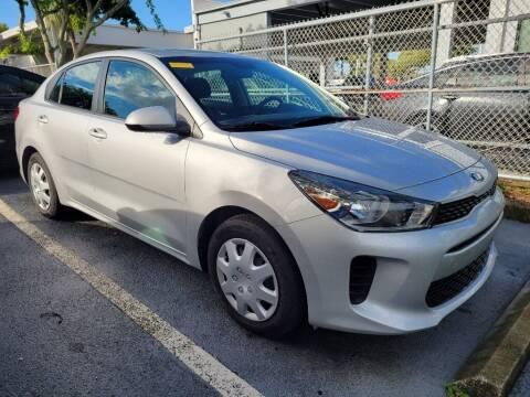 2020 Kia Rio for sale at PHIL SMITH AUTOMOTIVE GROUP - Phil Smith Kia in Lighthouse Point FL