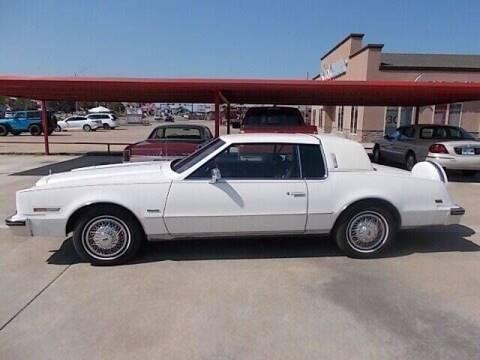 1985 Oldsmobile Toronado for sale at Haggle Me Classics in Hobart IN
