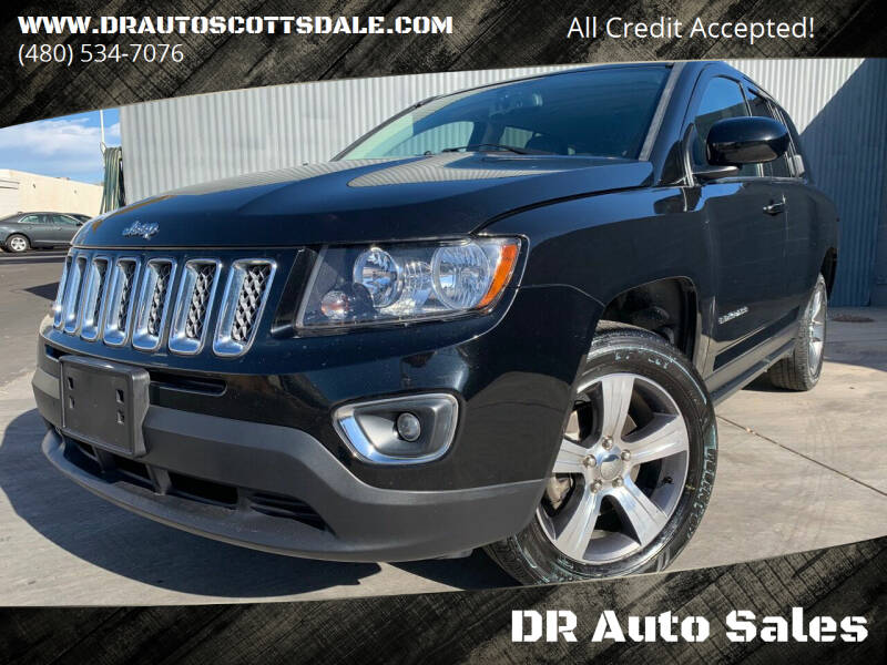 2016 Jeep Compass for sale at DR Auto Sales in Scottsdale AZ