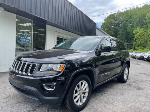 2015 Jeep Grand Cherokee for sale at Car Online in Roswell GA