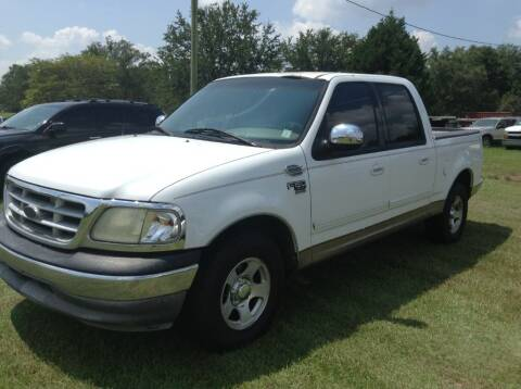 2002 Ford F-150 for sale at CARZ4YOU.com in Robertsdale AL