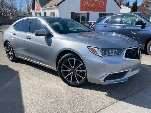 2019 Acura TLX for sale at Discount Auto Brokers Inc. in Lehi UT