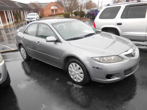 2006 Mazda MAZDA6 for sale at Granite Motor Co 2 in Hickory NC