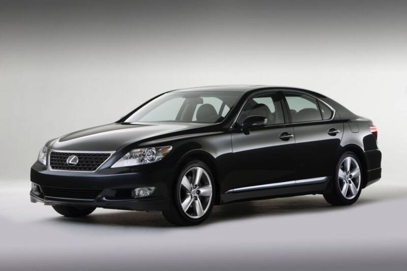 2012 Lexus LS 460 for sale at CARZLOT in Portsmouth VA