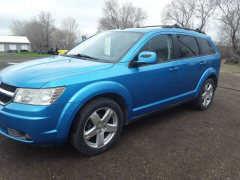 2009 Dodge Journey for sale at BARNES AUTO SALES in Mandan ND
