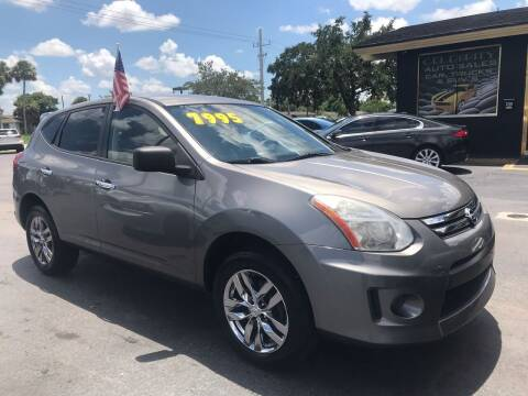 2010 Nissan Rogue for sale at Celebrity Auto Sales in Port Saint Lucie FL