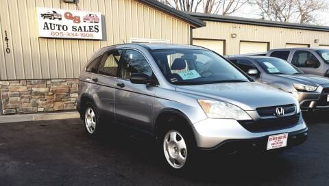 2008 Honda CR-V for sale at QS Auto Sales in Sioux Falls SD