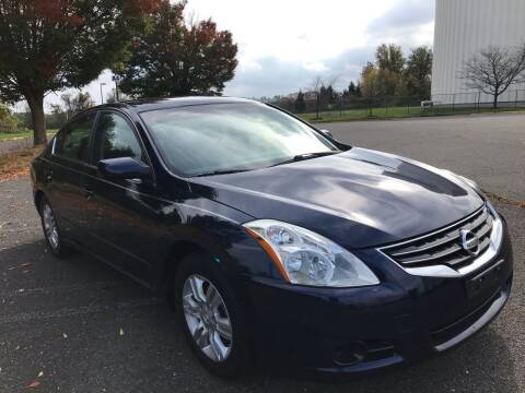 2010 Nissan Altima for sale at Cooks Motors in Westampton NJ