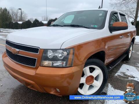 2007 Chevrolet Avalanche for sale at IMPORTS AUTO GROUP in Akron OH