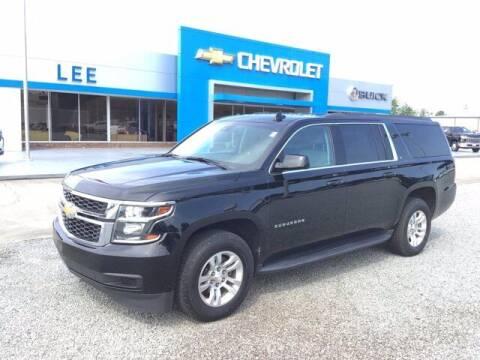 2018 Chevrolet Suburban for sale at LEE CHEVROLET PONTIAC BUICK in Washington NC