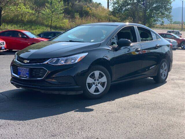 2017 Chevrolet Cruze for sale at Lakeside Auto Brokers Inc. in Colorado Springs CO