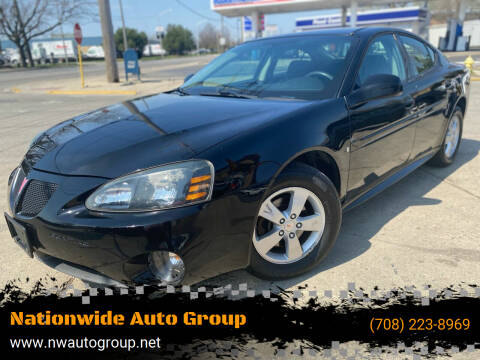 2007 Pontiac Grand Prix for sale at Nationwide Auto Group in Melrose Park IL