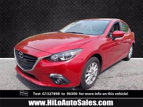 2016 Mazda MAZDA3 for sale at Hi-Lo Auto Sales in Frederick MD