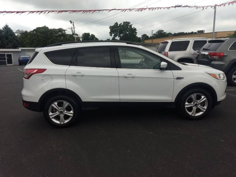 2014 Ford Escape for sale at Kenny's Auto Sales Inc. in Lowell NC