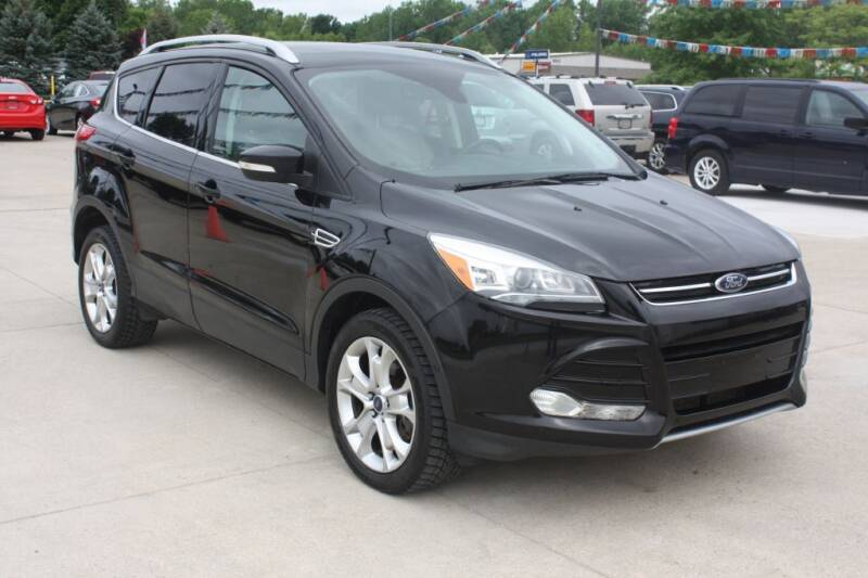 2016 Ford Escape for sale at Sandusky Auto Sales in Sandusky MI