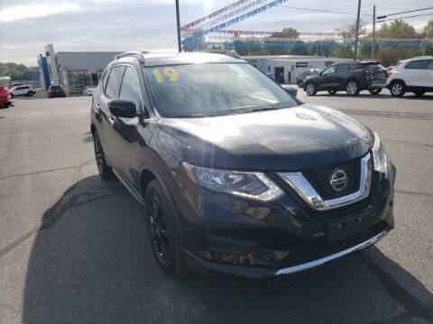 2019 Nissan Rogue for sale at LeMond's Chevrolet Chrysler in Fairfield IL