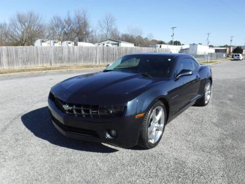 2013 Chevrolet Camaro for sale at Memphis Truck Exchange in Memphis TN