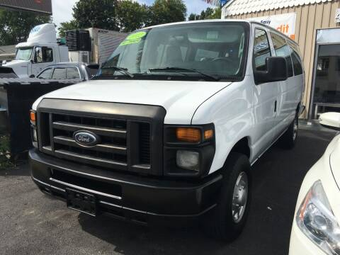2012 Ford E-Series Cargo for sale at Dijie Auto Sale and Service Co. in Johnston RI