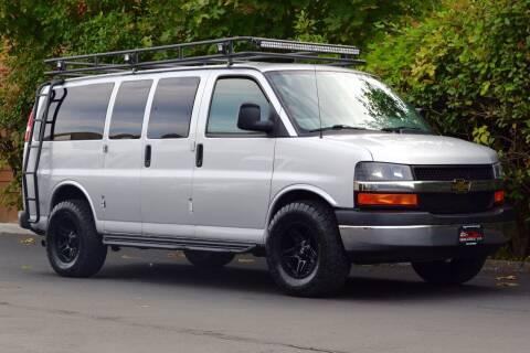 2014 Chevrolet Express Passenger for sale at Beaverton Auto Wholesale LLC in Hillsboro OR