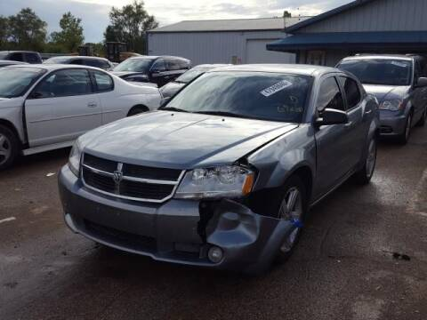 2008 Dodge Avenger for sale at RAGINS AUTOPLEX in Kennett MO