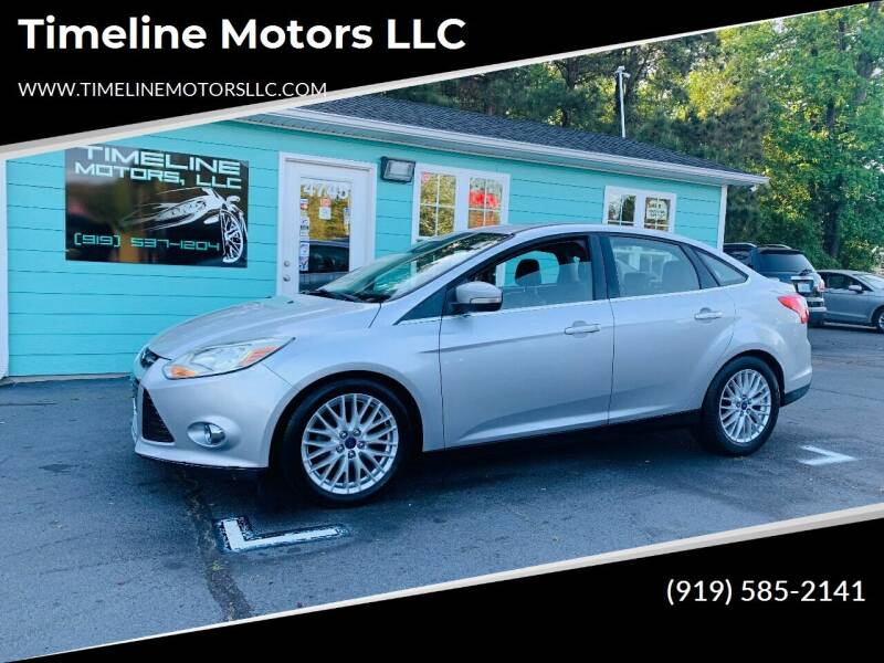2012 Ford Focus for sale in Clayton, NC