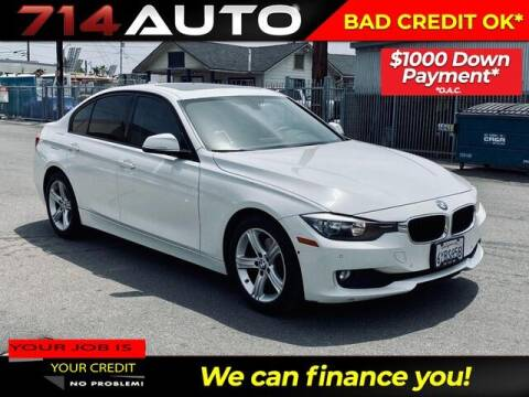 2013 BMW 3 Series for sale at 714 Auto in Orange CA