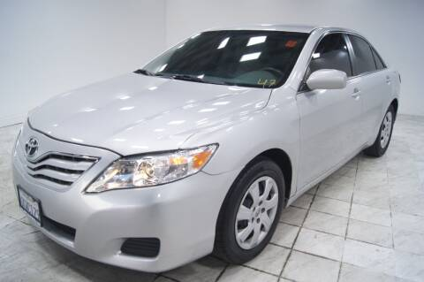 2010 Toyota Camry for sale at Sacramento Luxury Motors in Carmichael CA