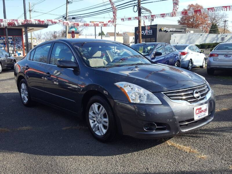 2011 Nissan Altima for sale at Car Complex in Linden NJ
