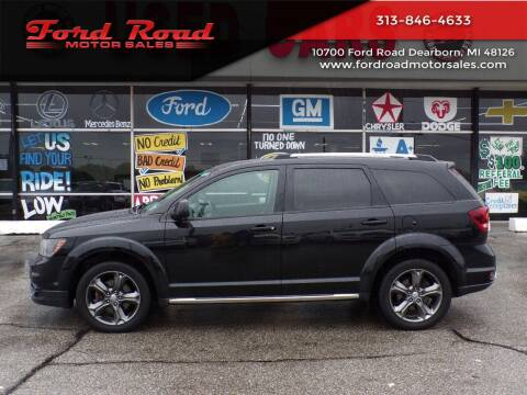 2014 Dodge Journey for sale at Ford Road Motor Sales in Dearborn MI