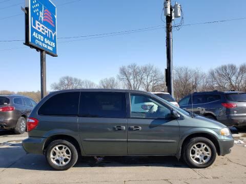 2003 Dodge Caravan for sale at Liberty Auto Sales in Merrill IA