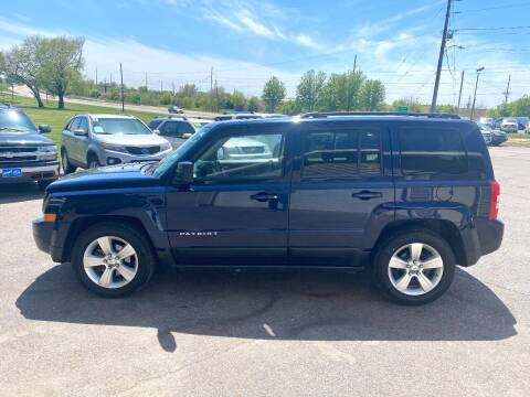 2012 Jeep Patriot for sale at Iowa Auto Sales, Inc in Sioux City IA
