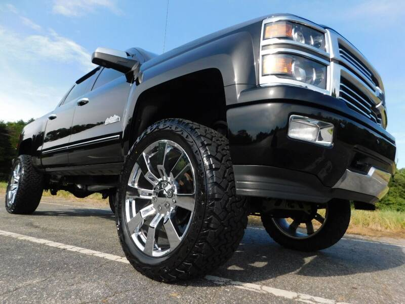 2015 Chevrolet Silverado 1500 for sale at Used Cars For Sale in Kernersville NC