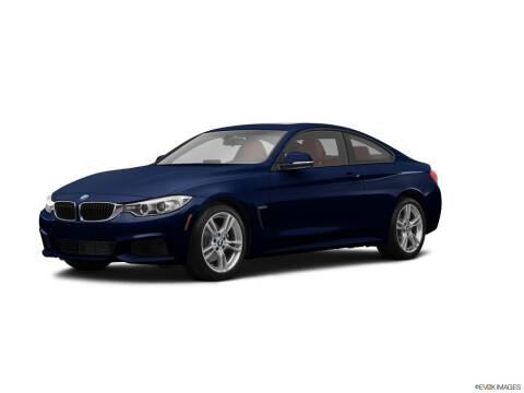 2015 BMW 4 Series for sale at SULLIVAN MOTOR COMPANY INC. in Mesa AZ
