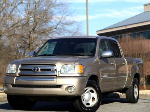 2004 Toyota Tundra for sale at Carma Auto Group in Duluth GA