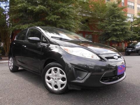 2011 Ford Fiesta for sale at H & R Auto in Arlington VA